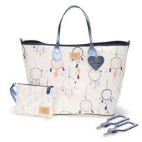 Sevira Kids - Sac à main multifonctions - pour la poussette ou à langer - Medium - Dreamcatcher