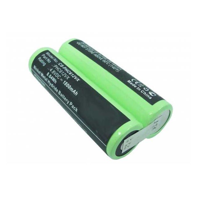 100000VOLTS Batterie Robot Aspirateur pour Philips Fc6125