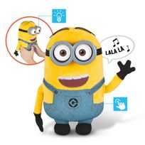 MTW TOYS - MINIONS - Peluche Parlante DAVE - 20266