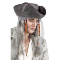 Boland - Perruque Pirate Avec Chapeau