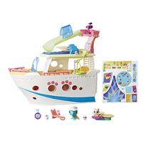 Hasbro - Petshop - Littlest PetShop - Bateau de croisière