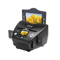 REFLECTA - Scanner 3 en 1, diapositives, négatifs et photos papier