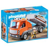 PLAYMOBIL - Camion de chantier - 6861