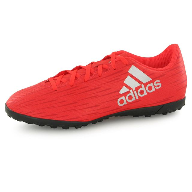 chaussures foot adidas homme rouge et noir