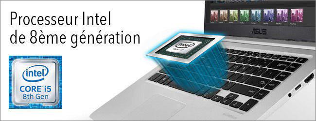 Processeur Intel Core i5 8th
