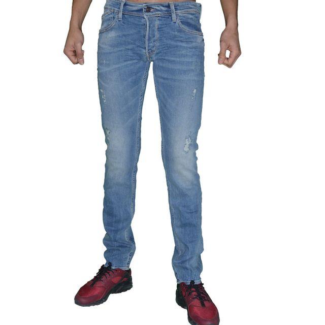 711 Cerises Slim Le Jean Temps Fit Basic 3001 Homme Des SUGVpqMjLz