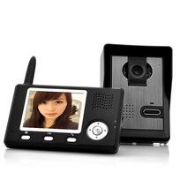 Auto-hightech - Interphone visiophone audio et vidéo sans fil