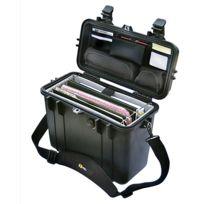 Peli - box 1430 Top Loader avec organizer bureau