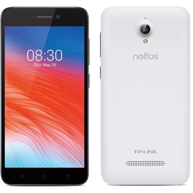 NEFFOS Y5 - Blanc