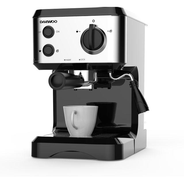 DAEWOO Machine à café Expresso / Dosette DCMDUO 4677