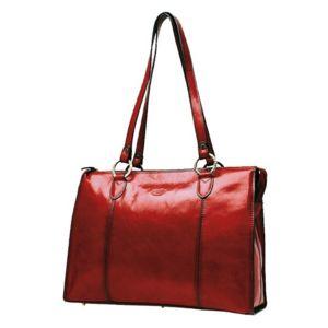 Sac shopping en cuir de Vachette collet K 82374 hvb8N