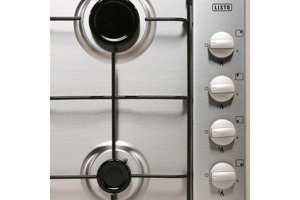 LISTO - Table de cuisson gaz TG L4i