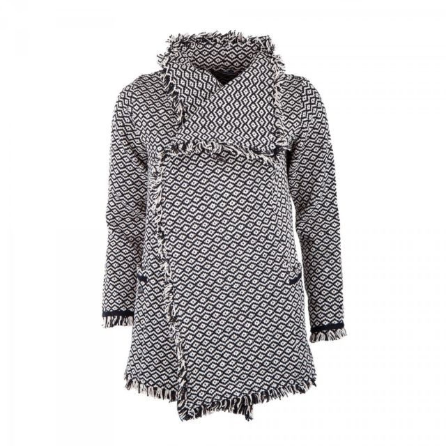 manteau-mi-long-noir-et-blanc-losanges-femme-red-soul.jpg a5925d1b6bb