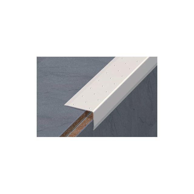 dinac nez de marche inox long mm 37 larg mm 24 5 forme picot pas cher achat. Black Bedroom Furniture Sets. Home Design Ideas