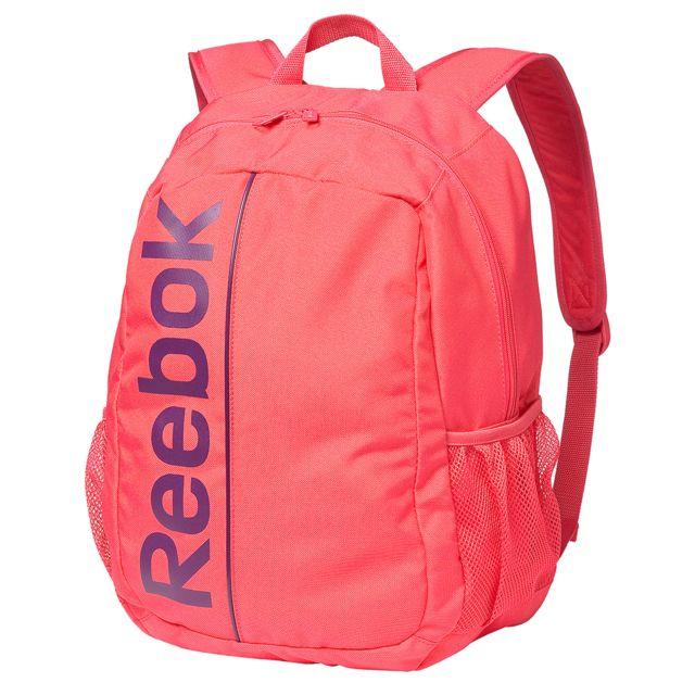 Reebok - Sac à dos Sport Royal Backpack - pas cher Achat   Vente Cartables,  sacs à dos primaire - RueDuCommerce d5e8f9b9a9ef