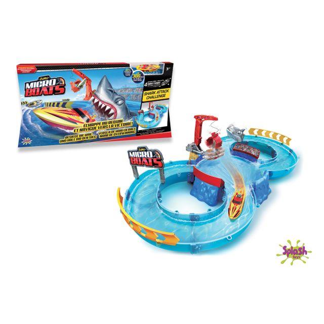SPLASH TOYS Circuit de course Micro Boats - 31361