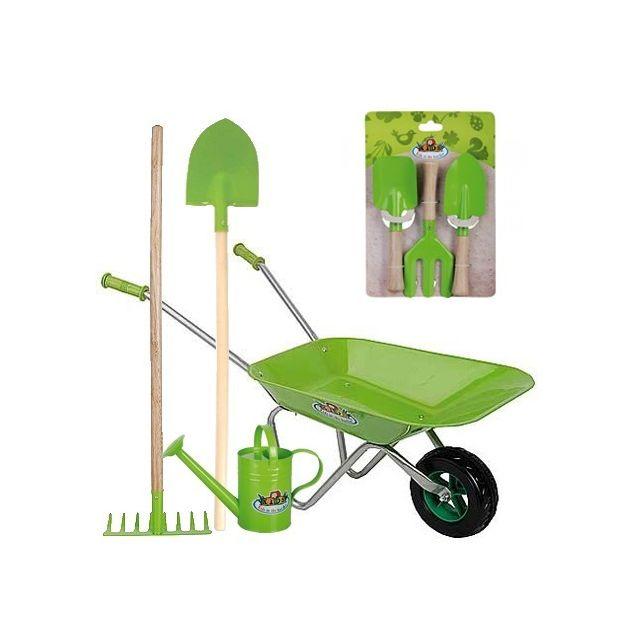Esschert Design Kit Outils de Jardinage pour Enfants