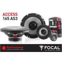 Focal - Haut parleurs 16.5 cm 165AS3