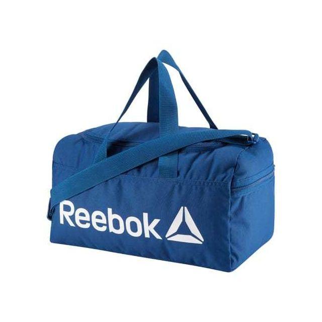 9b53910a0e Reebok - Sac de sport Active Core S Grip bleu blanc - pas cher Achat / Vente  Sacs à dos - RueDuCommerce