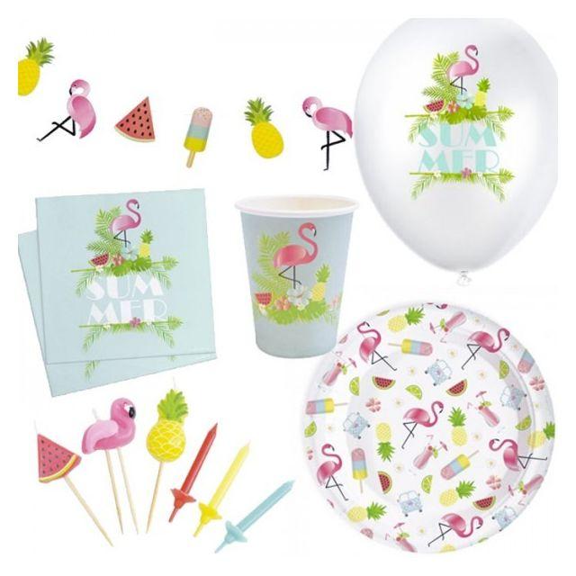 Artemio Kit vaisselle Summer party