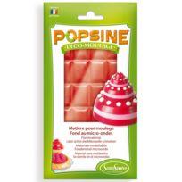 Sentosphère - Recharge Eco-moulage Popsine 110g : Rouge