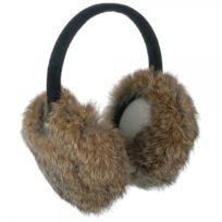 La Chaise Longue - Protège-oreilles en fourrure renard