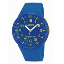 Lorus - Montre Homme modèle Sport Bleue - Rrx51DX9