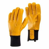Black-diamond - Gants Black Diamond Dirt Bag jaune