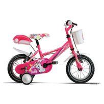 Velonline - Vélo fille Montana Fluffy 12/14 pouces