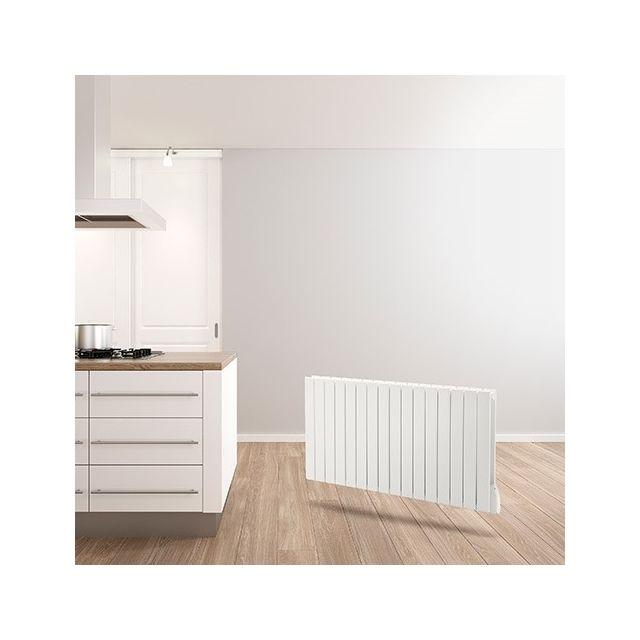 lvi radiateur caloporteur lectrique tamari h 1250w pas cher achat vente radiateur. Black Bedroom Furniture Sets. Home Design Ideas
