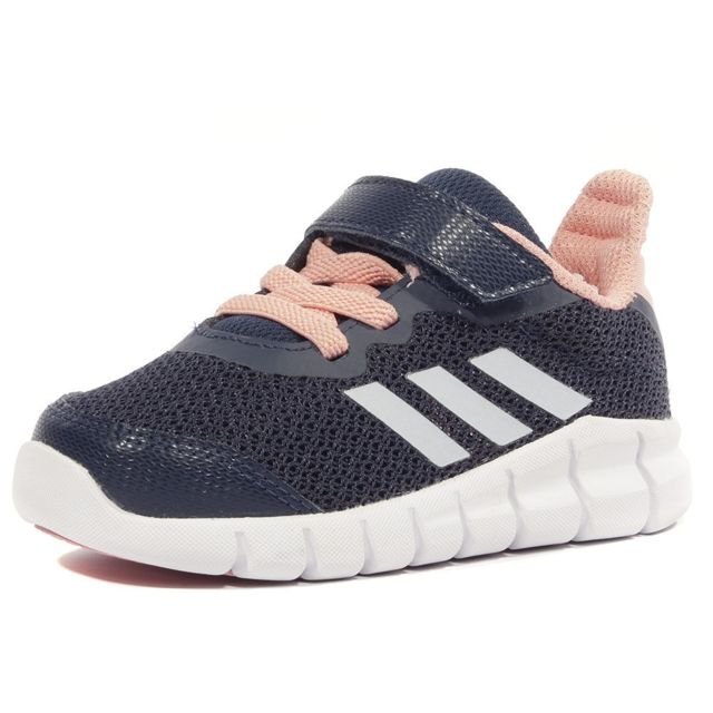 chaussure adidas enfant rose