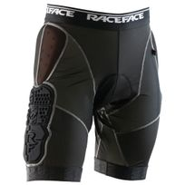 Race Face - Flank Liner - Short de protection - noir