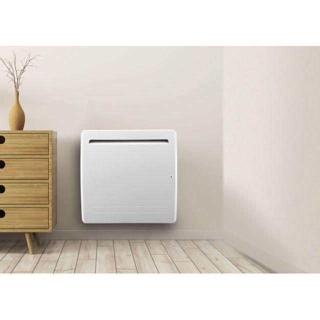 Radiateur c/éramique Film r/ésistant chaleur douce Blanc D/étecteur de Pr/ésence 2000 WATTS