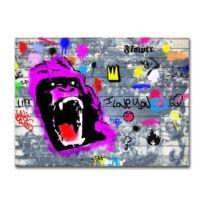 Boniday - Tableau Plexi Gorilla 55 x 80 cm