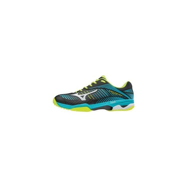Mizuno Chaussures Wave Exceed Tour 3 Cc bleublancnoir