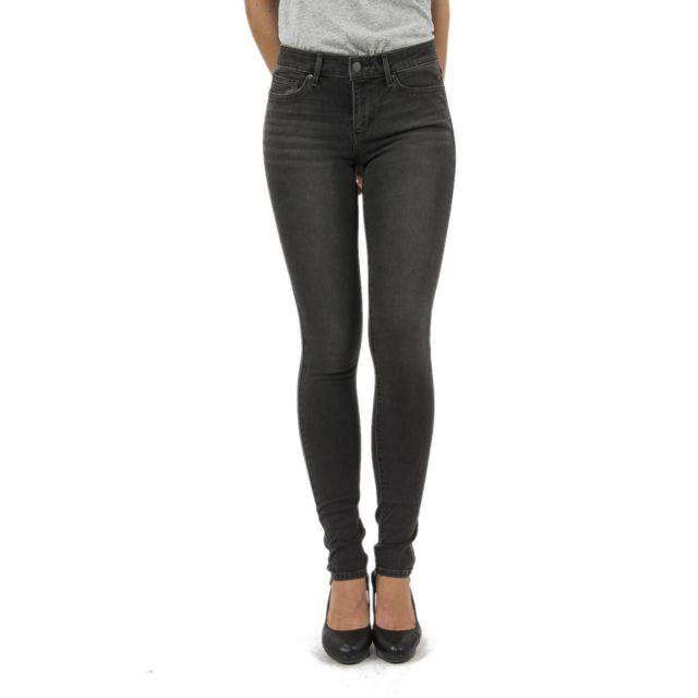 Levi s - Jeans levis 711 skinny gris - pas cher Achat   Vente Jeans ... dca35cba7a82