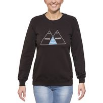 Poler - Venn - Sweat-shirt - noir