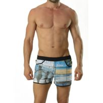Geronimo - Short de bain 3D Surfing de