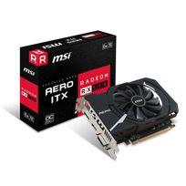 MSI - Carte Graphique Radeon RX 550 AERO ITX 2G OC