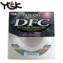 Ygk - Nylon De Peche Fluorocarbon Nitlon Dfc