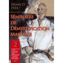 Budo Editions - SÉMINAIRE De DÉMYSTIFICATION Martiale - Volume 2 - Dvd - Edition simple