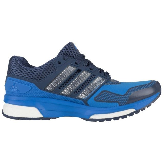 Adidas Response Boost 2 Techfit Techfit Techfit J Bleu