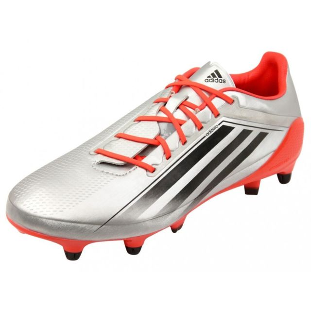 classic fit ef99f 216aa Adidas - ADIZERO RS7 PRO XTRX SG 4 ARG - Chaussures Rugby Homme Gris 40 2 3  - pas cher Achat   Vente Chaussures running - RueDuCommerce