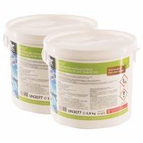 Hc - Pastilles de chlore lent 20g, 4 x 5 kg