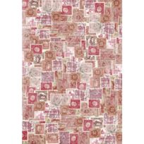 Rayher - Papier patch Timbre 3 feuilles