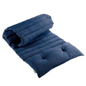 fred olivier coussin bain de soleil pacifique uni indigo. Black Bedroom Furniture Sets. Home Design Ideas