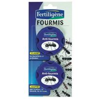 Fertiligene - lot de 2 appât gel anti-fourmis 2x10g - ffb2