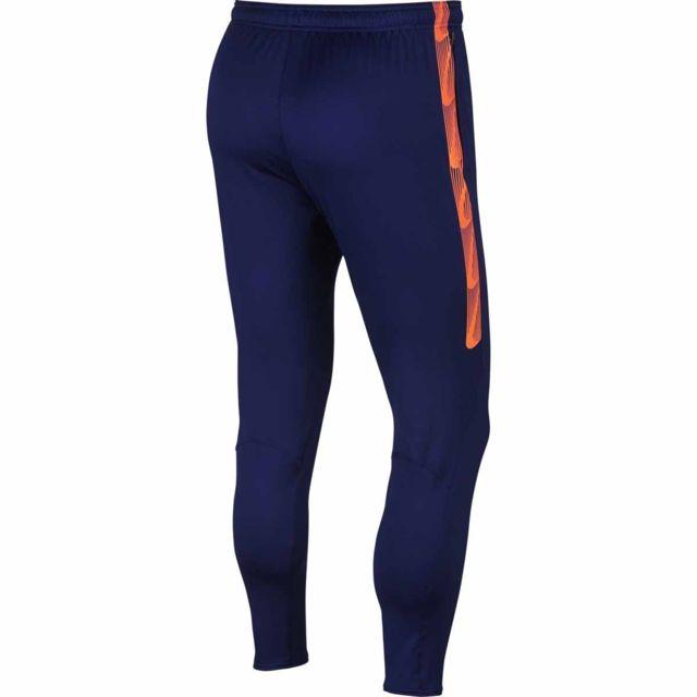 Nike Pantalon de football Dri Fit Squad Bq3774 011 pas