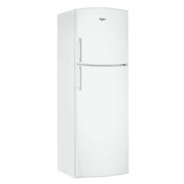 Whirlpool - Réfrigérateur congélateur 2 portes - WTE3113W