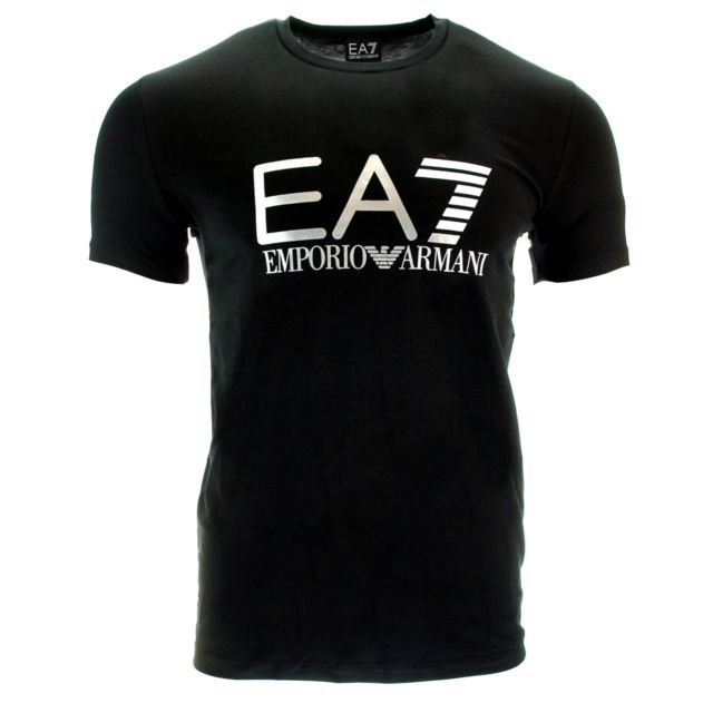 T-shirt Emporio Armani Noir